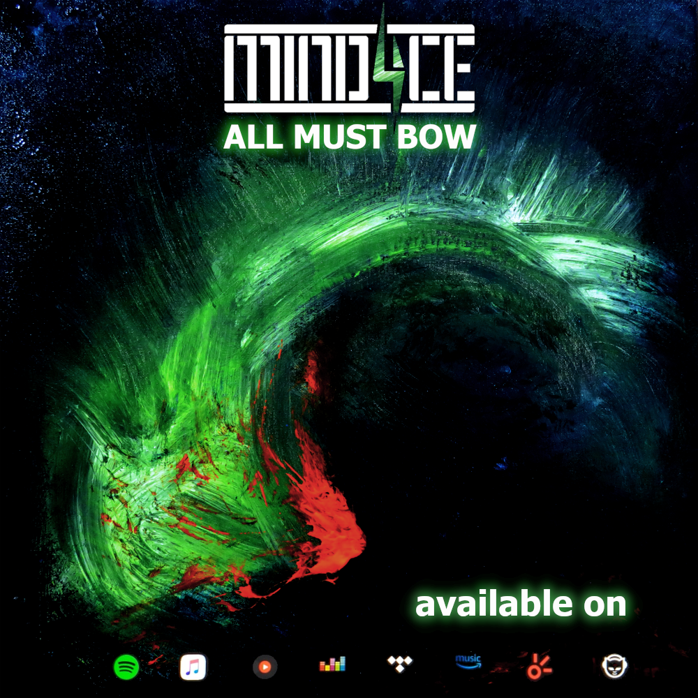 All must bow - Out Now